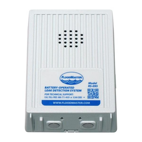Simple water leak detection alarm