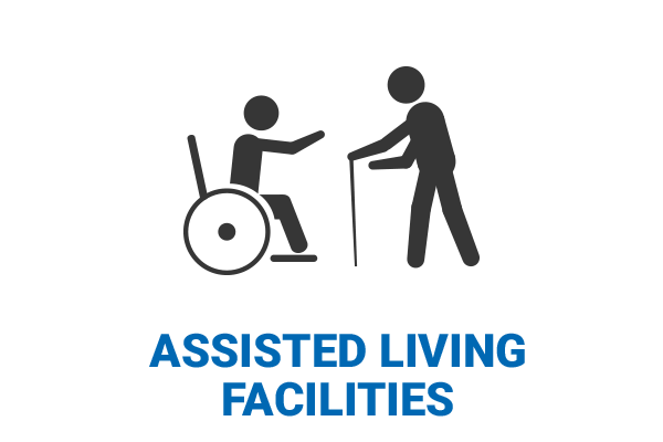 Leak detection for assisted living facilities